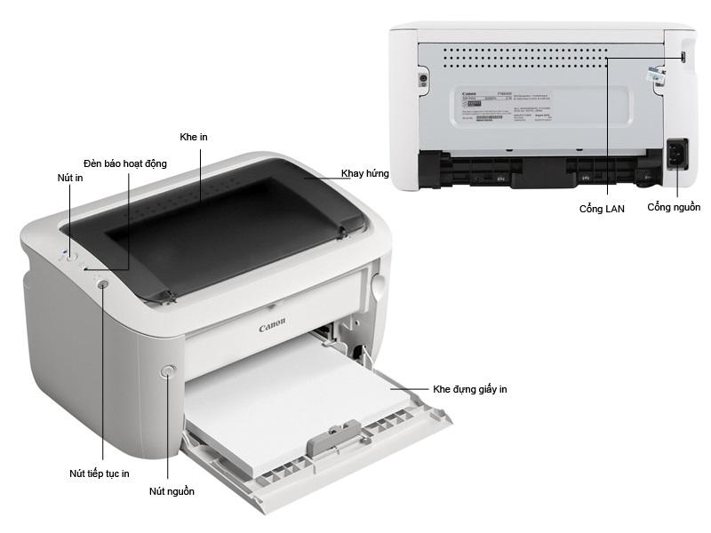 Máy in canon lbp 6030 cũ giá rẻ