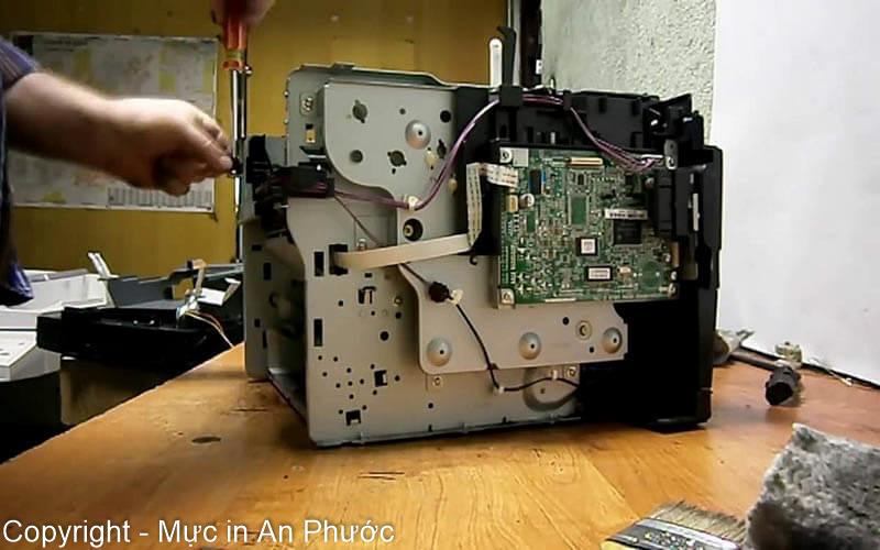 sửa chữa máy in tại nhà quận gò vấp