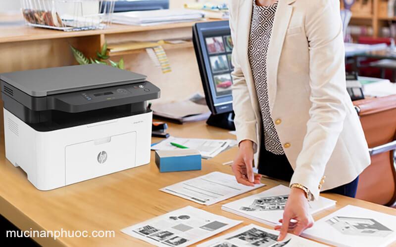 có nên đổ mực máy in không - hay thay hộp mực in mới